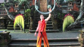 Hoop Dance Tutorial: Anti-Spin Flowers and Sacred Geometry with Rainbow Michael
