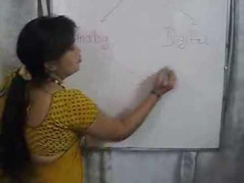 learn computer fundamental in hindi- monitor-1