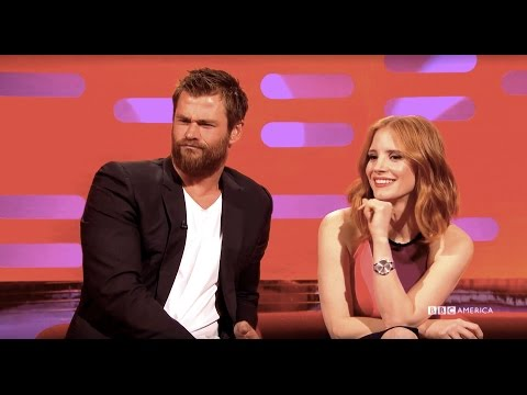 "Chris Hemsworth Wants to YouTube ""Dogging"" Videos - The Graham Norton Show"