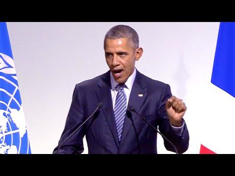 President Obama's Climate Change Speech