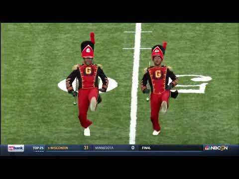 Bayou Classic 2017 Halftime: Human Jukebox vs. World Famed Tigers Marching Band