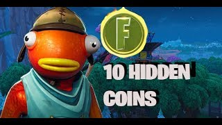 KtC's BR: Solos All the Coins Fortnite Overtime Challenges