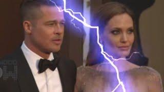 Brad Pitt & Angelina Jolie SPLIT!!!