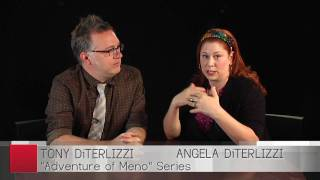 Tony and Angela DiTerlizzi: Adventures of Meno