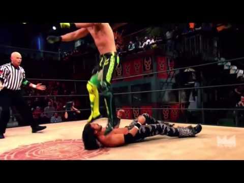 Angelico vs Jonny Mundo highlights