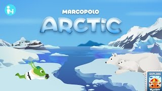 MarcoPolo Arctic - Best App For Kids - iPhone/iPad/iPod Touch