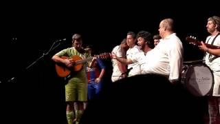 Pasodoble a Canarias.Chirigota del Canijo en carrizal. 18-4-15