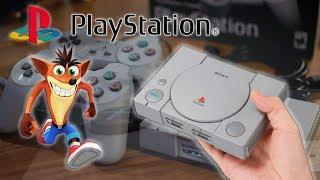"""Todo lo que puede hacer tu Playstation Classic """"2019"""".(HD)"""