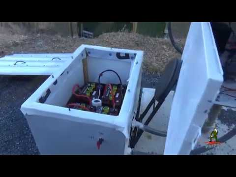 Off-Grid Solar Power Winter Maintenance