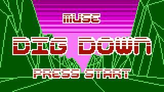 DIG DOWN, Muse | 8 bits Mp3