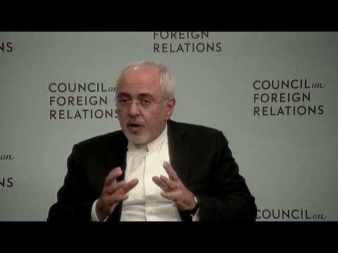 A Conversation with Mohammad Javad Zarif