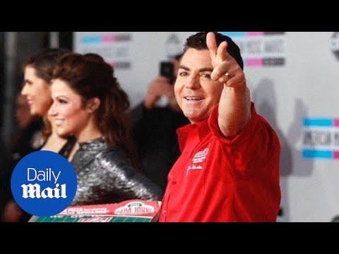 Papa John's founder John Schnatter resigns over using N-word - Daily Mail