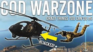 Crazy things you can do in Call of Duty Warzone #6