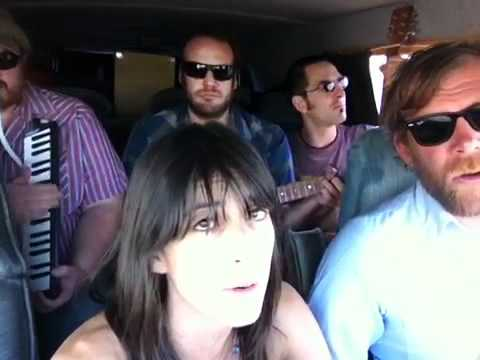 Buddy Holly - Everyday - Cover by Nicki Bluhm and The Gramblers - Van Session 6