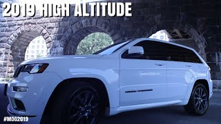 The Brand New 2019 Jeep Grand Cherokee HIGH ALTITUDE 4X4 REVIEW!