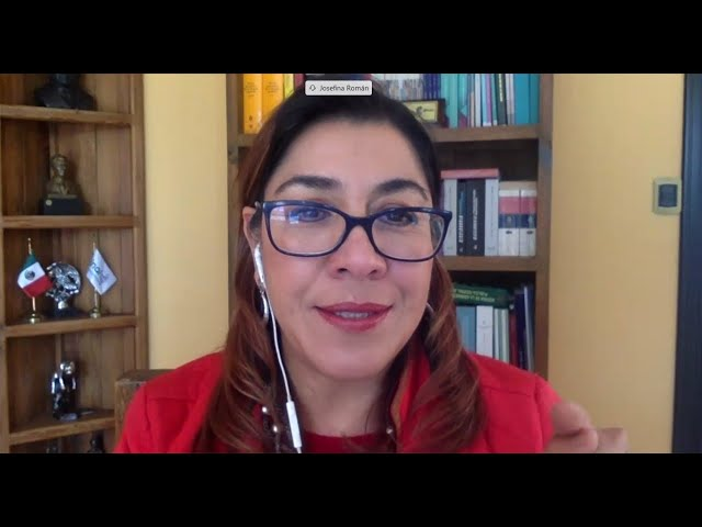 #INAIalMomento Instituciones Autónomas en México  Comisionada JRV