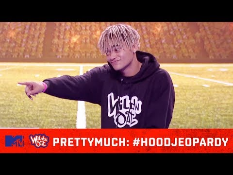 PRETTYMUCH Gets Wild In Hood Jeopardy 馃毃 | Wild 'N Out | #HoodJeopardy