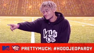 PRETTYMUCH Gets Wild In Hood Jeopardy 🚨 | Wild