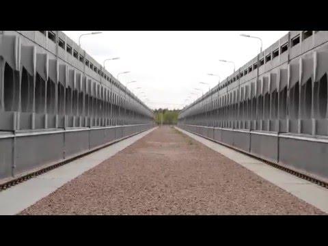 Экскурсия на ХОЯТ (Хранилище отработанного ядерного топлива) ЧАЭС 30 лет