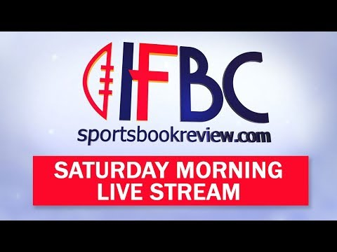 IFBC Saturday Morning Live Stream | Football Betting Panels from The Golden Nugget in Las Vegas