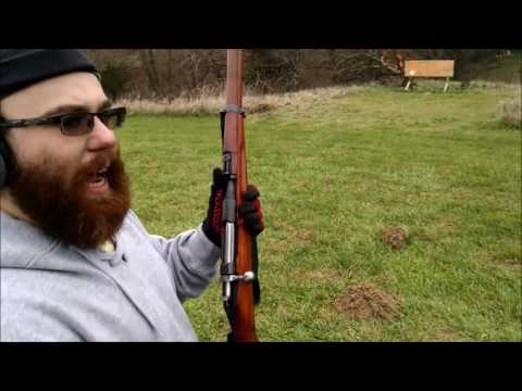 Shooting Antique Firearms: M95_31 Mannlicher Stutzen Carbine 8x56mmr (Military Surplus Month)
