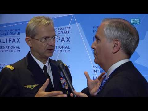 NATO's Transformation Chief on Warsaw Summit, Priorities & Strategic Awareness