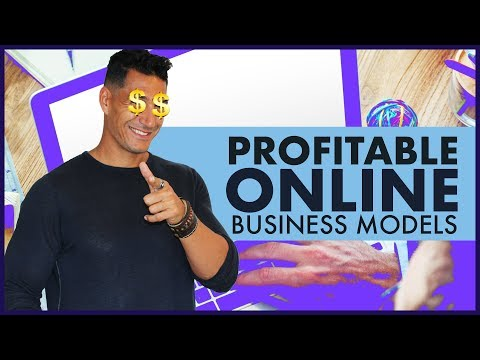 Starting An Online Business #1: The Most Common And Profitable Models (FREE COURSE)