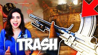 """this WEAPON is TRASH in COD WW2! (Call of Duty WW2 WORST LMG """"Bren"""" Gameplay)"""