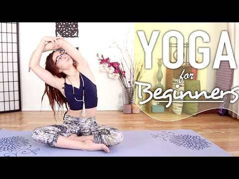 Yoga For Back Pain - Stretches for Sciatica, Back, & Shoulder Pain