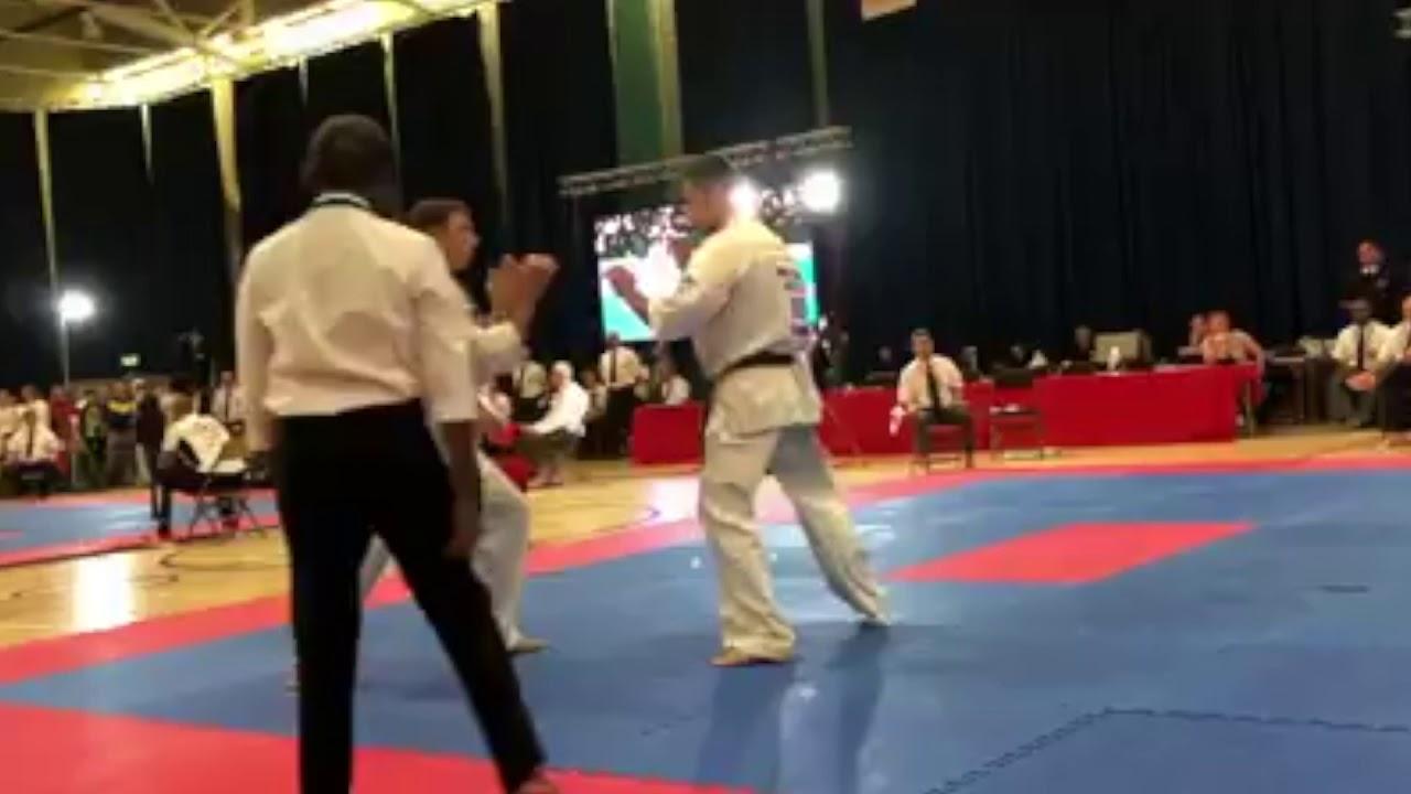 kyokushin karate fast knockouts - YouTube
