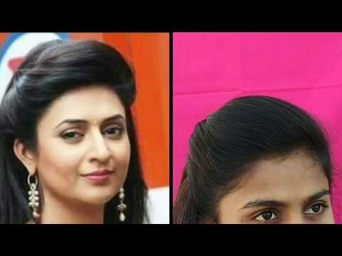 """Beautiful """"Side Puff"""" Hairstyle Inspired By Divyanka Tripathi // Side Puff Hairstyles For Girls thumbnail"""