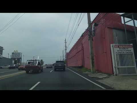 Desde Bayamon hasta Toa Baja,Puerto Rico