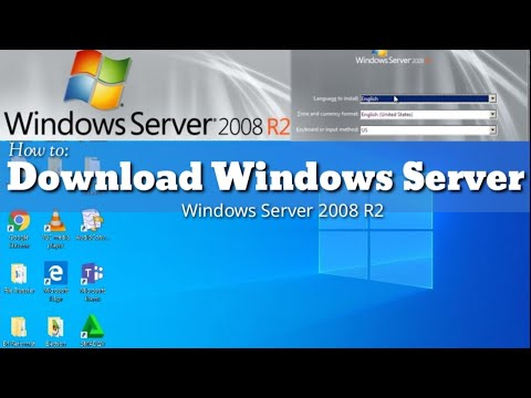 Windows Server 2008 R2 Evaluation (180 Days)