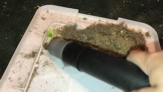 Vacuum Test challenge 🤩