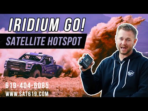 Iridium GO! Best Features, Settings, Apps and Simple to Follow Instructions