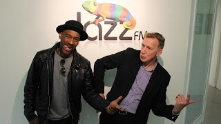 Marcus Miller plays Luther Vandross Never Too Much for Nigel Williams at Jazz FM