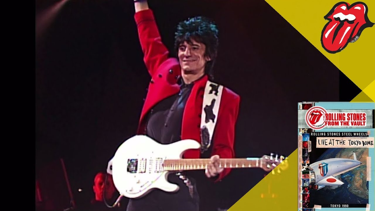 The Rolling Stones - Harlem Shuffle (From The Vault: Live At The Tokyo Dome)