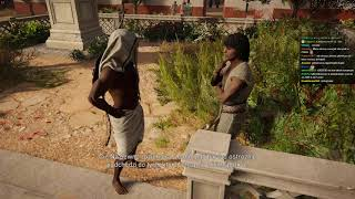 Assassin's Creed Origins #8: pierwszy przesyt