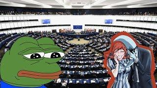 EU Passes New Copyright Restrictions on Internet