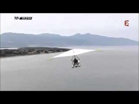 Tour de France 2013 stage 1 Flying Boat