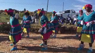 Basadi ba step ba Ga Molepo Laastehoop   30 December 2017