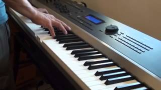 marvel s agents of s h i e l d theme song piano cover version bear mccreary