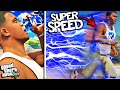 FRANKLIN Gets SUPER SONIC SPEED In GTA 5 Super Powers
