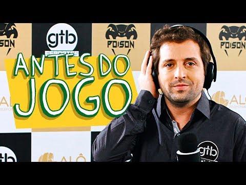 ANTES DO JOGO