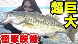 釣りガールが大物連発!!!過去最大級の魚も・・・