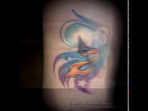 Значение татуировки стрелец   примеры готовых татуировок на фото