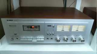 Yamaha TC-1000 Natural Sound Stereo Cassette Deck