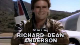 MacGyver Intro Season 4