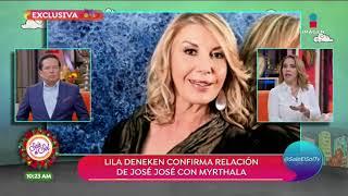 ¡Lila Deneken confirma romance…