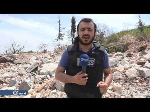 ميليشيا أسد الطائفية تصعد من قصفها على بلدة كبانة شمال اللاذقية  - 14:53-2019 / 5 / 17